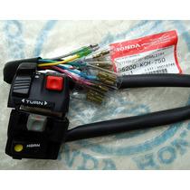 Chave De Luz Punho Titan 125 Interruptor Novo Original Honda
