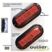 *kit* Lanternas Led Selada E Luz De Placa Carretinha Jet Ski