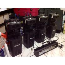 Moving Scan Mh 750 Lampada 250 Watts+case - Oportunidade Dj