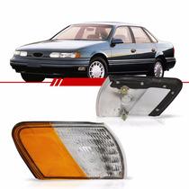 Lanterna Dianteira Pisca Seta Ford Taurus 91 92 93 94 95