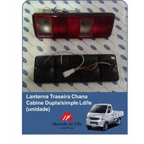 Lanterna Traseira Chana/pickup Cabine Simples Ld/le (unidade