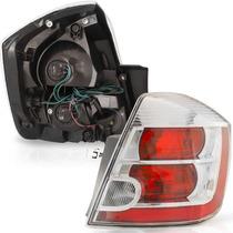 Lanterna Traseira Nissan Sentra 2007 2008 2009 2010 2011 Cro