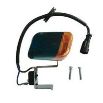 Lanterna Lateral Para Lama Esquerdo Caminhão Iveco Eurotech