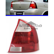 Lanterna Traseira Corsa Sedan 2003 04 05 06 07 Re Cristal Ld