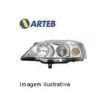 0160549 Farol Esquerdo Arteb P/ Astra 03.. Biparabola