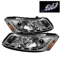 Tunin Imports Par Farol Projector Angel Drl R8 Honda Accord