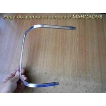 Friso De Aluminio Do Pisca Dianteiro Direito Opala 80 A 87