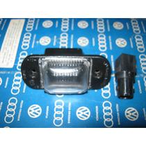 Gol G3 99 A 02 - Lanterna Luz De Placa Original Com Soquete.