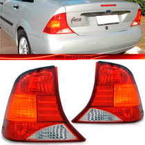 Lanterna Focus Sedan 2005 2006 2007 2008 Traseira