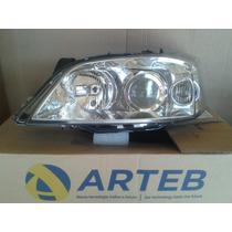 Farol Astra Hatch Sedan 2003 04 05 06 07 09 10 11 Arteb L E