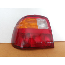 Lanterna Traseira Volkswagen Logus Vw Tricolor Em Acrílico