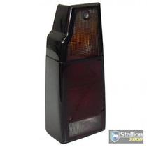 Lanterna Traseira Parati Até 95 Saveiro Até 97 Fume - Novo