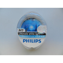 Lampada Philips Diamond Vision H1 55w 5000k Original