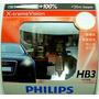 Kit Lampadas Philips X-treme Vision Hb3 100% Mais Iluminação