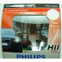 Kit Lampadas Philips X-treme Vision H11 100% Mais Iluminação