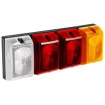 Lanterna 4 Lentes 1 Polo Gf111 Gf 111 Carreta Carretinha