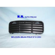 Moldura Milha Polo Grade Milha Polo Classic 96 97 98 99 Á 02
