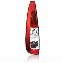 Lanterna Traseira Fiesta Hatch 08 09 10 11 Bicolor