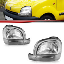 Farol Renault Kangoo 1997 1998 1999 2000 2001 2002 03 A 2008