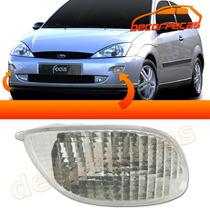 Lanterna Pisca Seta Parachoque Focus 2000 2001 2002 2003