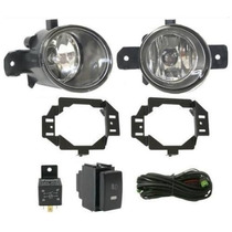 Kit Farol Milha Nissan March 2011