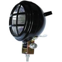 Farol Trator Com Grade C Manejo Universal 158mm Fl039m