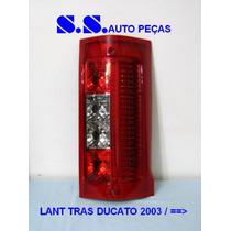 Lanterna Sinaleira Traseira Ducato Boxer 02 03 04 05 06 Á 10