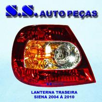Lanterna Siena Sinaleira Siena Lanterna Traseira Siena Fiat