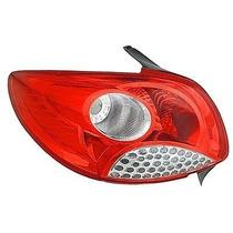 Lanterna Peugeot 207 2008 2009 2010 2011 2012 2013 Hatch E