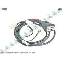 Chicote Ignição Eletronica Bosch Monza /86 Gasolina