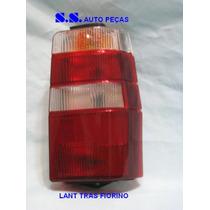 Lanterna Sinaleira Traseira Fiorino Elba 86 87 88 89 Á 2003