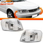 Lanterna Pisca Dianteiro Corolla 98 99 2000 2001 2002 Novo