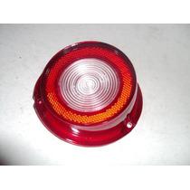Lanterna Sinaleira Lente De Freio Opalla Caravan 70/79