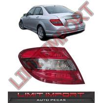 Lanterna Mercedes C180 C200 C280 Le 2008 2009 2010 2011 Fume