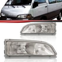 Farol Hyundai H100 2.7 95 96 97