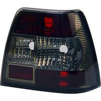 Lanterna Fumê Monza Tubarão 91 A 93 94 95 96 Traseira #1633