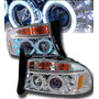Tuning Imports Par D Farol Projector Angel Eyes Dodge Dakota