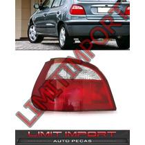Lanterna Megane Hatch Esquerdo Ano 2000 2001 2002 2003 2004