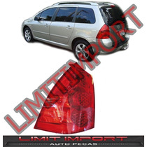 Lanterna Peugeot 307 Sw Perua Le Ano 07 08 2009 2010 2011