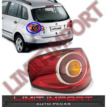 Lanterna Spacefox Lado Esquerdo 2006 2007 2008 2009 2010