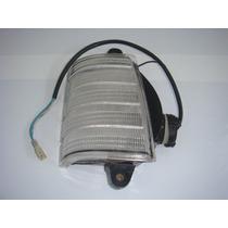 Lanterna Diant Pisca L.e Orig Ford Del Rey 81/84 C/ Soquete