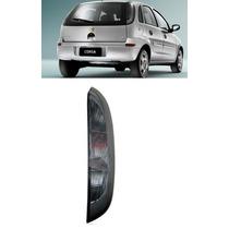 Lanterna Fume Corsa Hatch Moderno 2008/2013 Original Direito