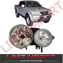 Farol L200 Sport Hpe Ld 03 04 05 06 2007 2008 2009 2010 2011