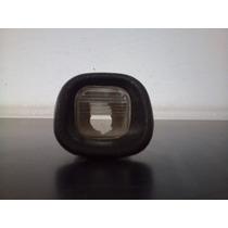 Lanterna Placa Parachoque Tras S10 01/02/03/04 Pitbull -novo