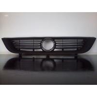 Grade Radiador Diant Vectra Gl/gls 97/98/99/00 Preto - Novo