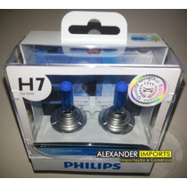 Kit Lampada Original Philips H7 Diamond Vision 5000k
