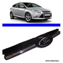 Grade Radiador Focus Ford 2014 2015 Superior Preta