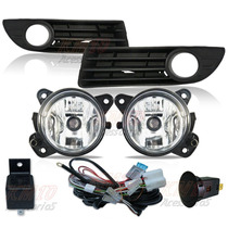 Kit Farol De Milha Polo 2007 2008 2009 2010 2011 Hatch Sedan