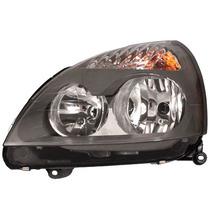 Farol Mascara Cinza Clio Hatch 03 A 12 Clio Sedan 03 À 07