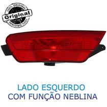 Lanterna Neblina Parachoque Traseiro Fox Crossfox 11 12 13